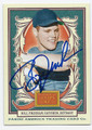 BILL FREEHAN DETROIT TIGERS AUTOGRAPHED BASEBALL CARD #31416F