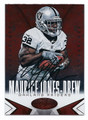 MAURICE JONES-DREW OAKLAND RAIDERS AUTOGRAPHED FOOTBALL CARD #32916F