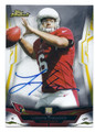 LOGAN THOMAS ARIZONA CARDINALS AUTOGRAPHED ROOKIE FOOTBALL CARD #33016A