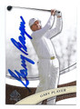 GARY PLAYER AUTOGRAPHED GOLF CARD #40116F