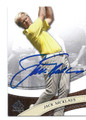 JACK NICKLAUS AUTOGRAPHED GOLF CARD #40316E