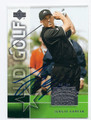 SERGIO GARCUA AUTOGRAPHED GOLF CARD #40416E