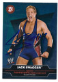JACK SWAGGER AUTOGRAPHED WRESTLING CARD #40916C