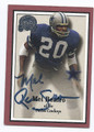 MEL RENFRO DALLAS COWBOYS AUTOGRAPHED VINTAGE FOOTBALL CARD #40916G