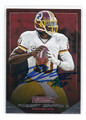 ROBERT GRIFFIN III WASHINGTON REDSKINS AUTOGRAPHED FOOTBALL CARD #41916B