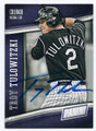 TROY TULOWITZKI COLORADO ROCKIES AUTOGRAPHED BASEBALL CARD #42716B