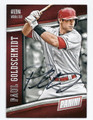 PAUL GOLDSCHMIDT ARIZONA DIAMONDBACKS AUTOGRAPHED BASEBALL CARD #42916F