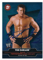 TED DiBIASE AUTOGRAPHED WRESTLING CARD #43016B