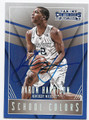 AARON HARRISON UNIVERSITY OF KENTUCKY WILDCATS AUTOGRAPHED ROOKIE BASKETBALL CARD #50516C