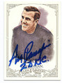 ARA PARSEGHIAN NOTRE DAME FIGHTING IRISH AUTOGRAPHED FOOTBALL CARD #51016B