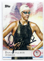 DANA VOLLMER OLYMPIC SWIMMING AUTOGRAPHED CARD #51216F
