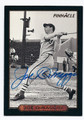 JOE DiMAGGIO ARMY AIR FORCE AUTOGRAPHED BASEBALL CARD #51516B