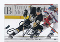 SIDNEY CROSBY PITTSBURGH PENGUINS AUTOGRAPHED HOCKEY CARD #51716E