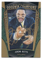 JEROME BETTIS NOTRE DAME FIGHTING IRISH AUTOGRAPHED FOOTBALL CARD #51716F