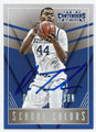 DAKARI JOHNSON UNIVERSITY OF KENTUCKY WILDCATS AUTOGRAPHED ROOKIE BASKETBALL CARD #52116B