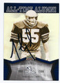 MIKE GOLIC NOTRE DAME FIGHTING IRISH AUTOGRAPHED FOOTBALL CARD #60216B