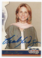 "LINDSAY WAGNER ""THE BIONIC WOMAN"" AUTOGRAPHED CARD #60216F"