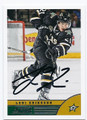 LOUI ERIKSSON DALLAS STARS AUTOGRAPHED HOCKEY CARD #60316C