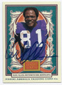 CARL ELLER MINNESOTA VIKINGS AUTOGRAPHED FOOTBALL CARD #60416B
