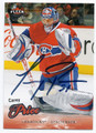 CAREY PRICE MONTREAL CANADIENS AUTOGRAPHED HOCKEY CARD #60416C