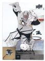 MARC-ANDRE FLEURY PITTSBURGH PENGUINS AUTOGRAPHED HOCKEY CARD #60416F
