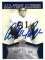 ALAN PAGE NOTRE DAME FIGHTING IRISH AUTOGRAPHED FOOTBALL CARD #61116C