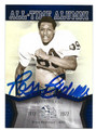 ROSS BROWNER NOTRE DAME FIGHTING IRISH AUTOGRAPHED FOOTBALL CARD #61916B