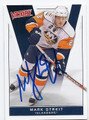 MARK STREIT NEW YORK ISLANDERS AUTOGRAPHED HOCKEY CARD #62016B