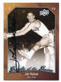 JOHN HAVLICEK OHIO STATE BUCKEYES AUTOGRAPHED BASKETBALL CARD #62116B