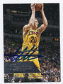 TIMOFEY MOZGOV CLEVELAND CAVALIERS AUTOGRAPHED BASKETBALL CARD #70316D