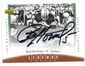 PAUL HORNUNG GREEN BAY PACKERS AUTOGRAPHED FOOTBALL CARD #70716A