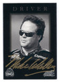 MIKE WALLACE AUTOGRAPHED NASCAR CARD #70816A