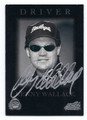 KENNY WALLACE AUTOGRAPHED NASCAR CARD #71116A