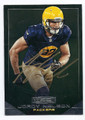 JORDY NELSON KANSAS STATE WILDCATS AUTOGRAPHED FOOTBALL CARD #71116C