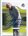 JOHNNY MILLER AUTOGRAPHED GOLF CARD #71316C