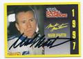 MARK MARTIN AUTOGRAPHED NASCAR CARD #71416A