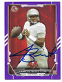 JAMEIS WINSTON TAMPA BAY BUCCANEERS AUTOGRAPHED ROOKIE FOOTBALL CARD #72716A