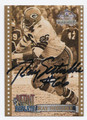 RAY NITSCHKE GREEN BAY PACKERS AUTOGRAPHED FOOTBALL CARD #72816B