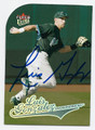 LUIS GONZALEZ ARIZONA DIAMONDBACKS AUTOGRAPHED BASEBALL CARD #73116B
