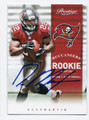 DOUG MARTIN TAMPA BAY BUCCANEERS AUTOGRAPHED ROOKIE FOOTBALL CARD #80716A
