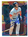 BRYCE HARPER WASHINGTON NATIONALS AUTOGRAPHED BASEBALL CARD #82616B