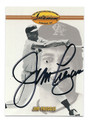 JIM FREGOSI CALIFORNIA ANGELS AUTOGRAPHED BASEBALL CARD #90216D