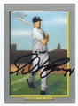 PAUL KONERKO CHICAGO WHITE SOX AUTOGRAPHED BASEBALL CARD #90316B