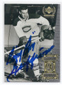 BERNIE GEOFFRION MONTREAL CANADIENS AUTOGRAPHED HOCKEY CARD #90716E