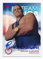 RULON GARDNER OLYMPIC WRESTLER AUTOGRAPHED CARD #90716F