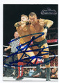 THE MIZ AUTOGRAPHED WRESTLING CARD #91116D