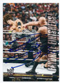 BIG SHOW AUTOGRAPHED WRESTLING CARD #92916A
