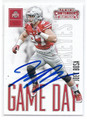 JOEY BOSA OHIO STATE BUCKEYES AUTOGRAPHED ROOKIE FOOTBALL CARD #102116F
