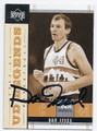 DAN ISSEL DENVER NUGGETS AUTOGRAPHED BASKETBALL CARD #102516F