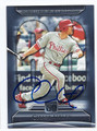 CHASE UTLEY PHILADELPHIA PHILLIES AUTOGRAPHED BASEBALL CARD #110716F